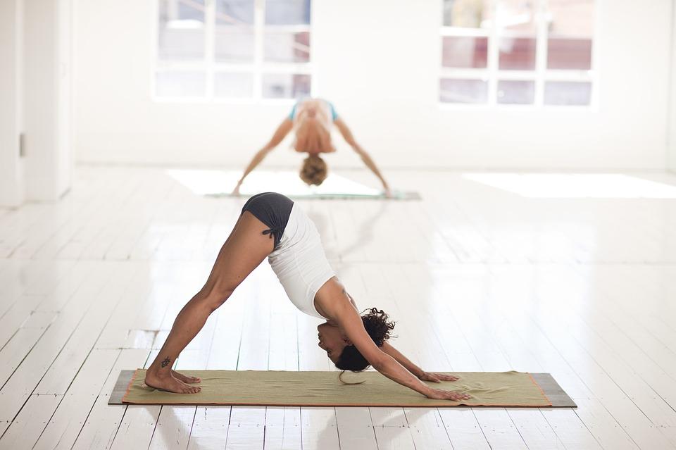Rückenschule Yoga