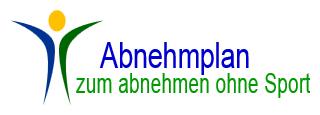 Logo von, abnehmplan zum abnehmen ohne sport