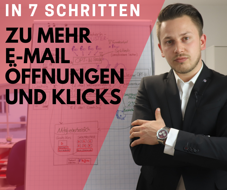 E-Mail Marketing für digitale Produkte