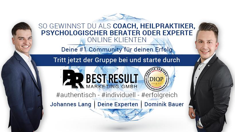 Titelbild Best Result Marketing