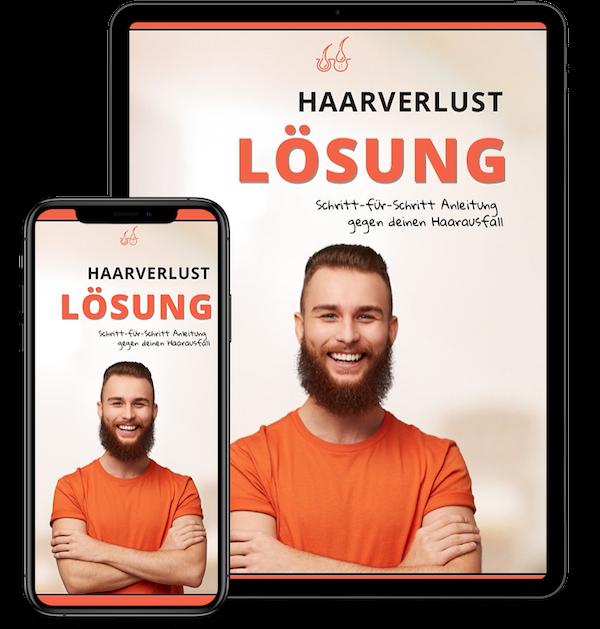 Haarverlust-Lösung Produktbild