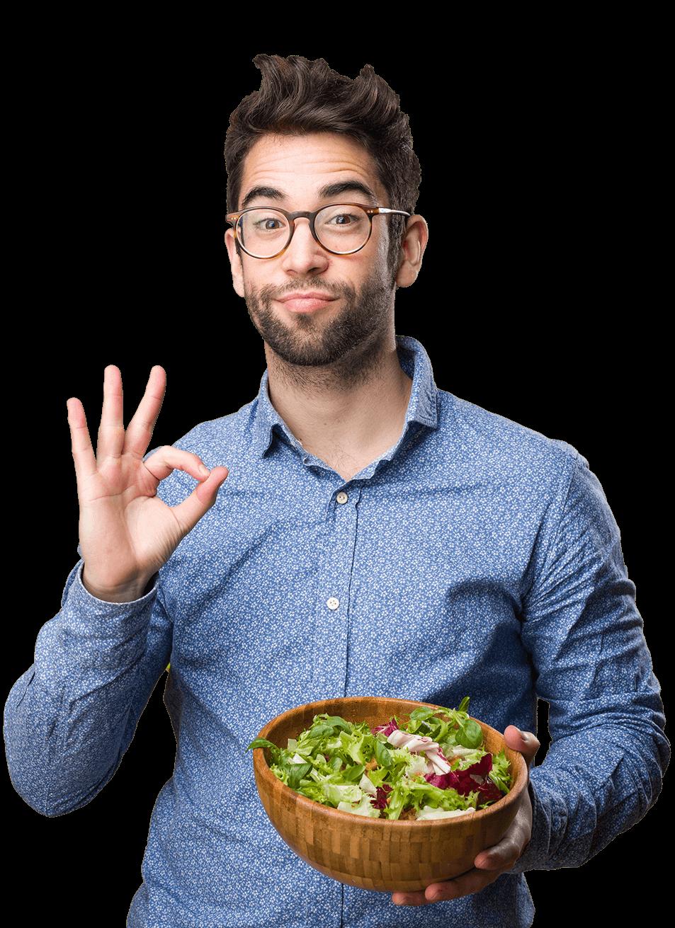 Gesunde Ernährung System Header