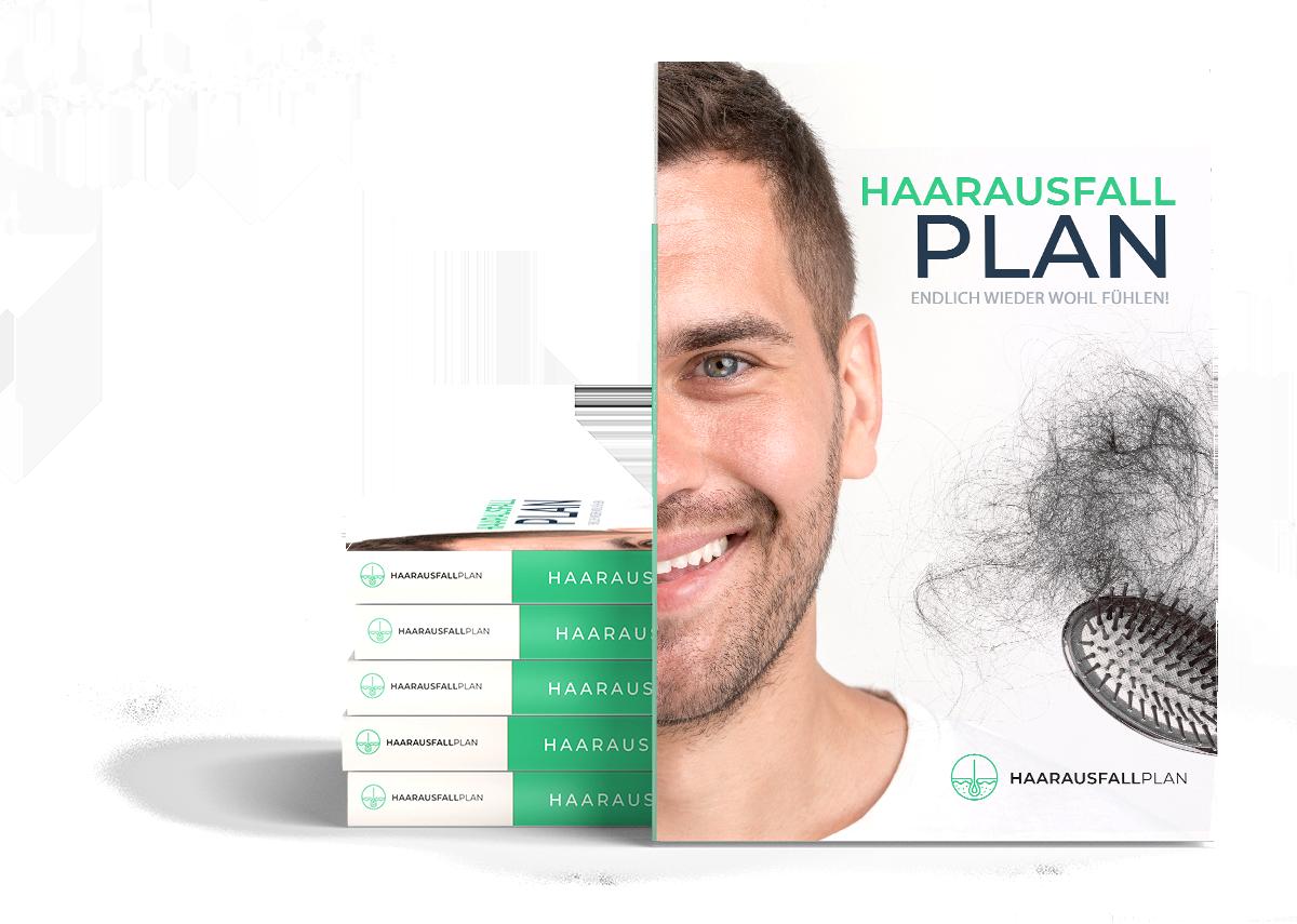 Produktbild Haarausfall Plan