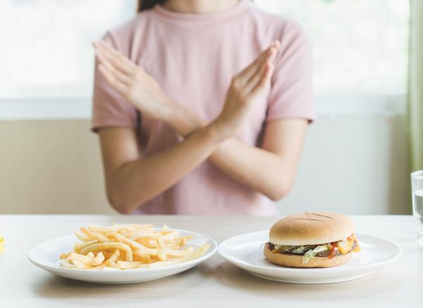 Kein Fastfood