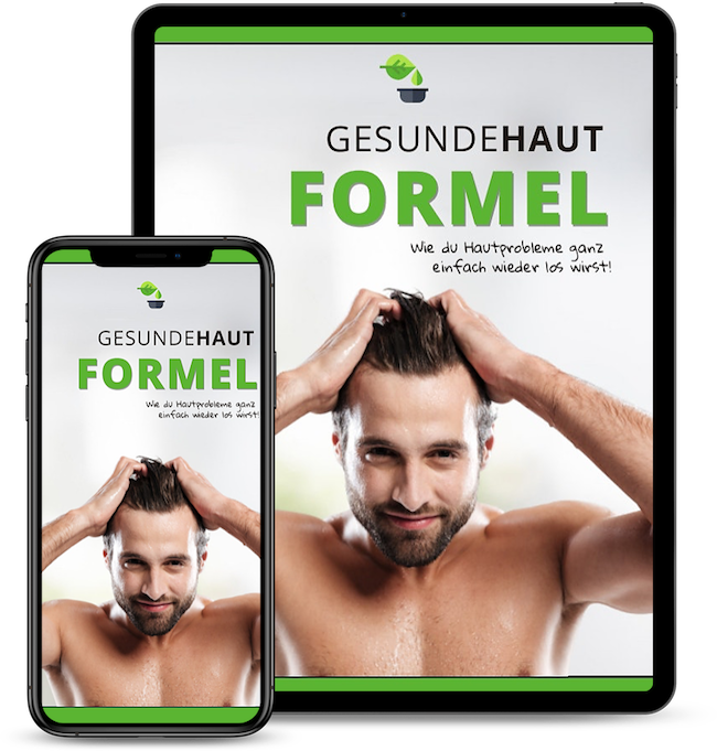 Gesunde Haut Formel Produktbild