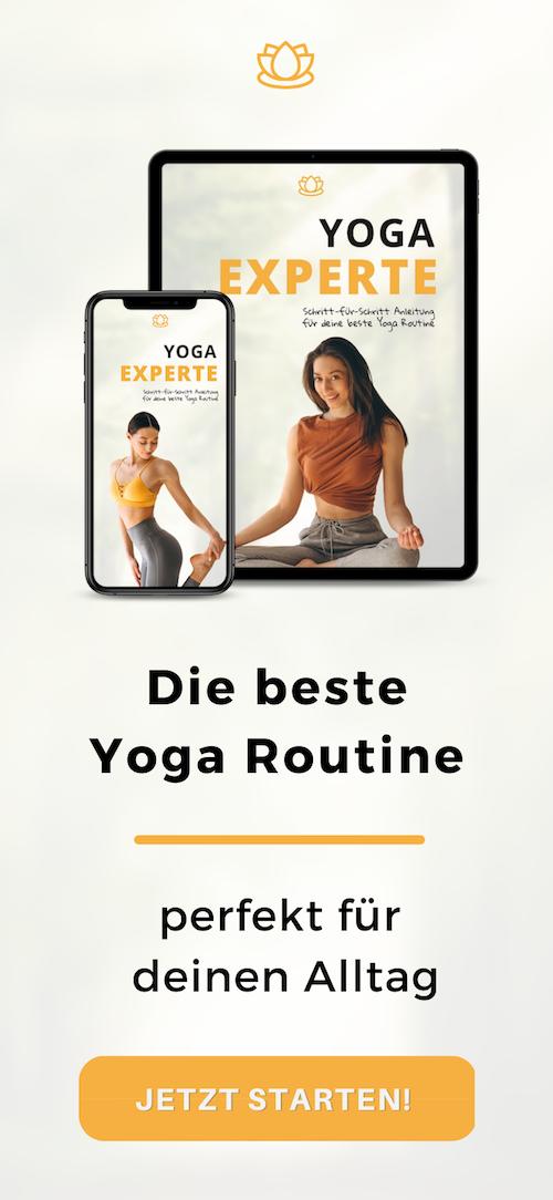 Yoga Experte Sidebar