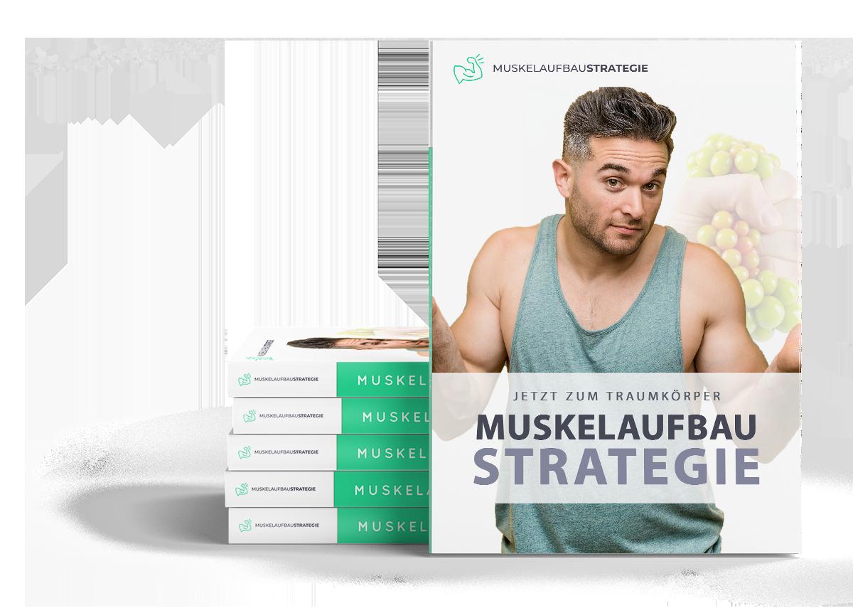 Produktbild Muskelaufbau Strategie