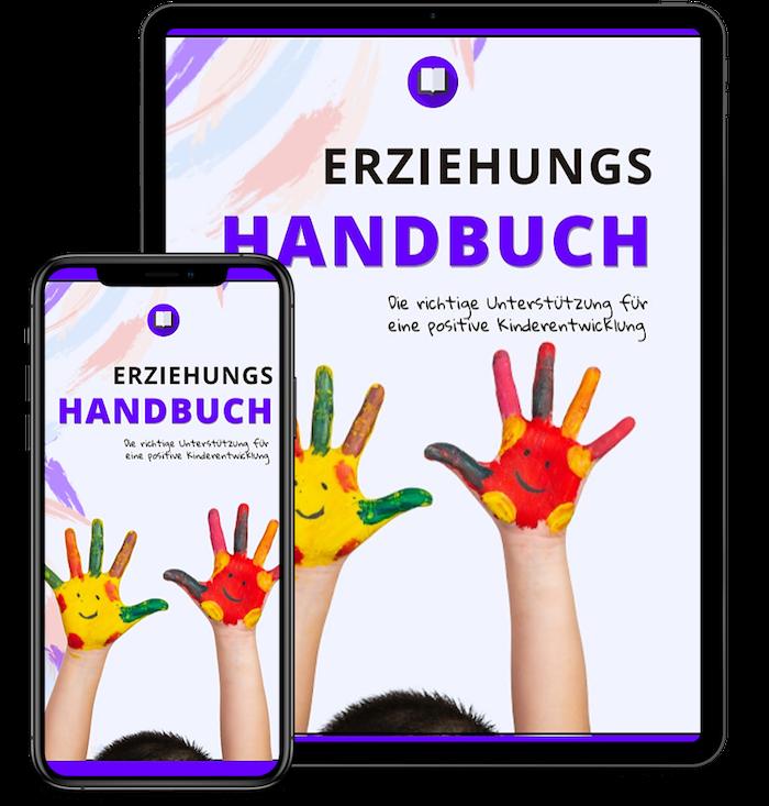 Erziehungs Handbuch Produktbild