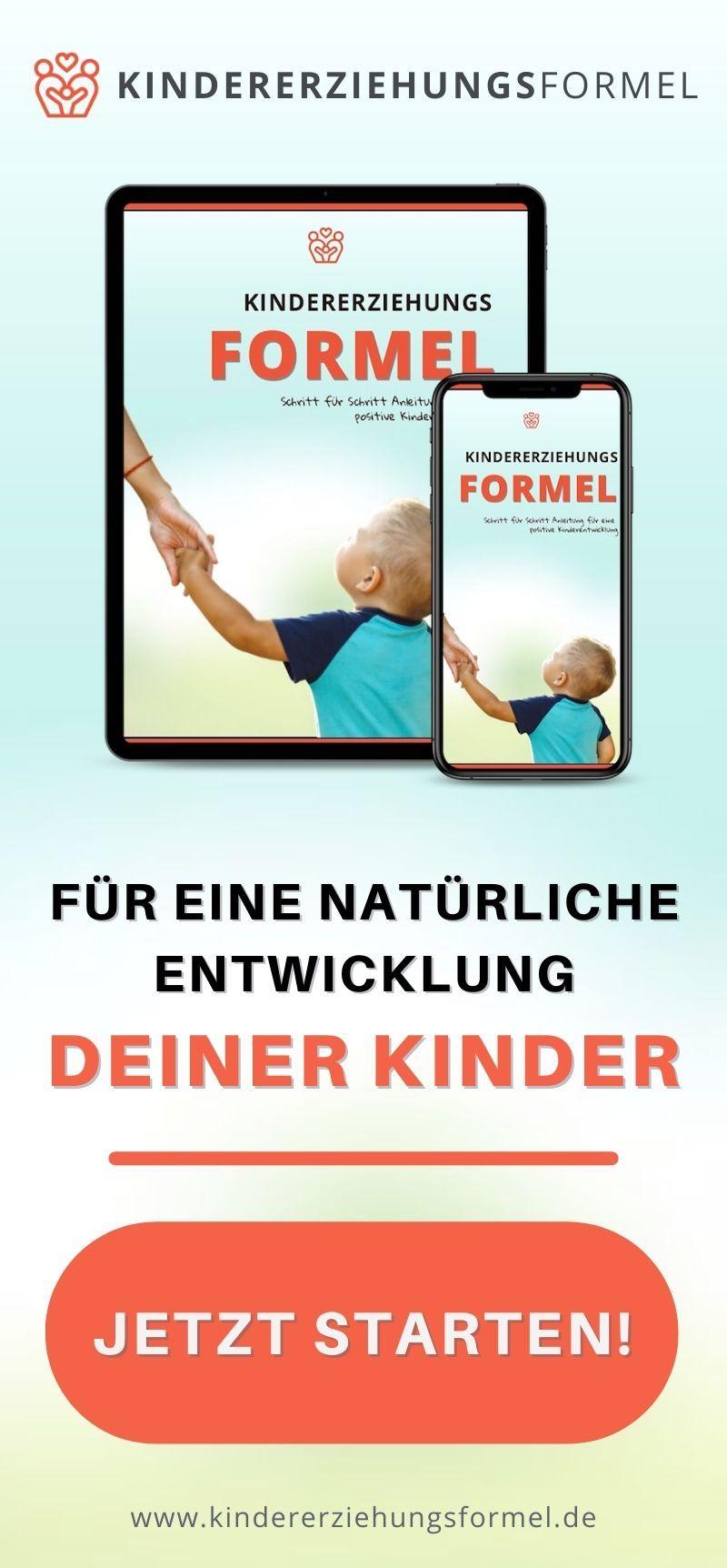 Kindererziehungs-Formel Sidebar