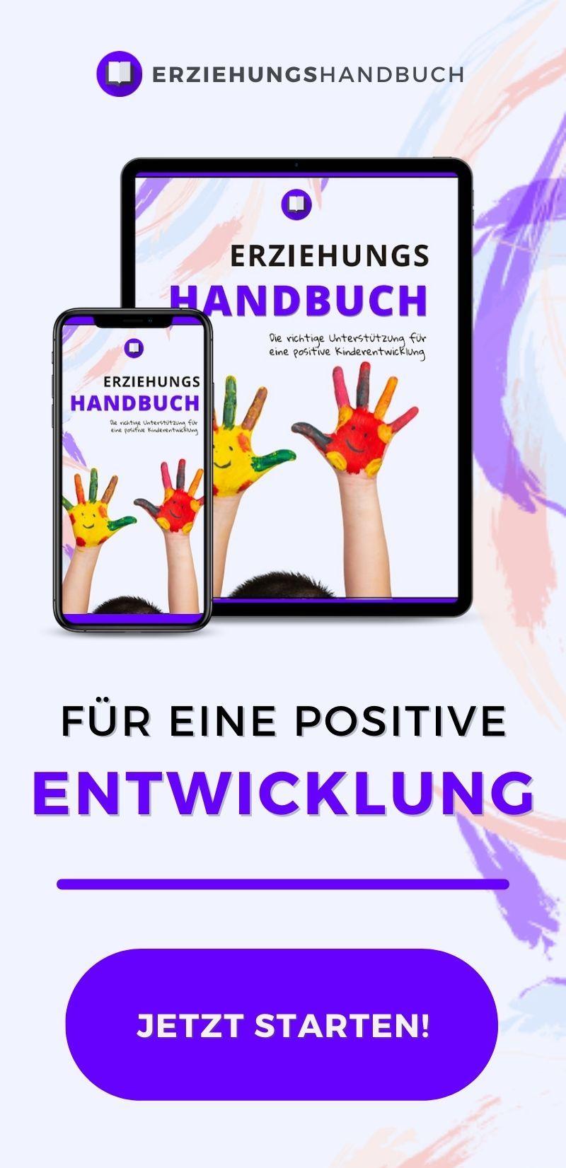 Erziehungs-Handbuch Sidebar