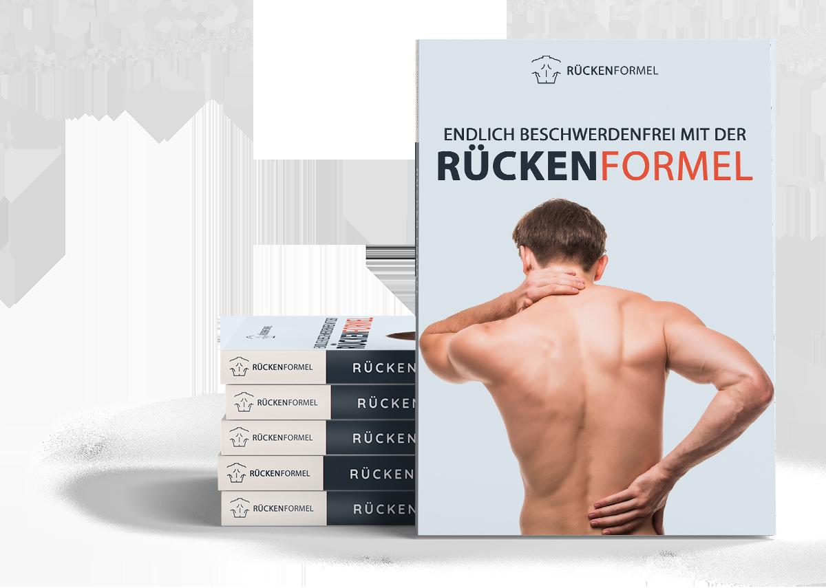 Rückenformel Produktbild