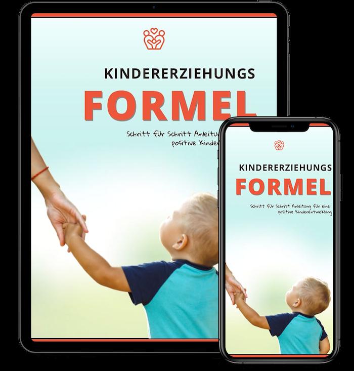 Kindererziehungs-Formel Produktbild
