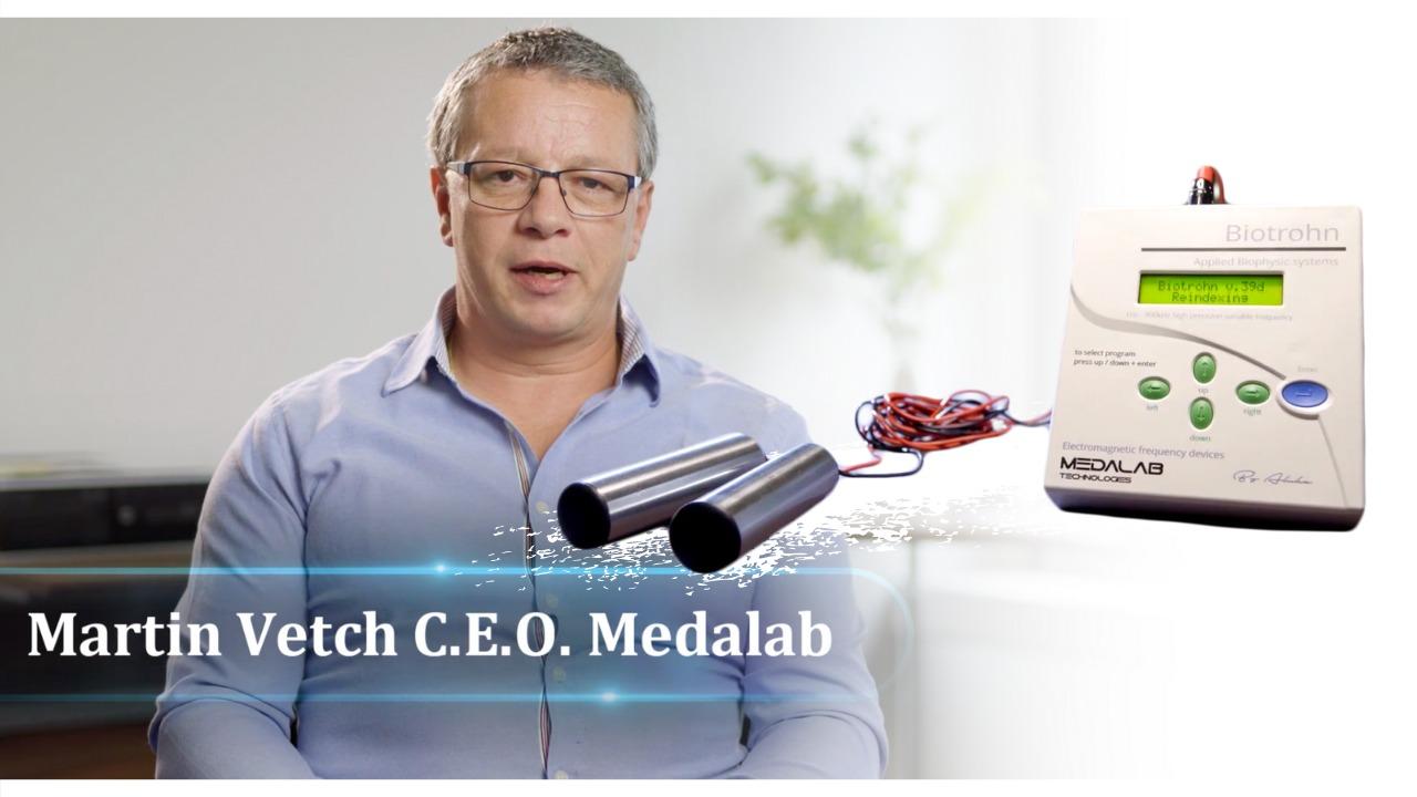 Warum Andreas Kalcker den Biotrohn empfiehlt