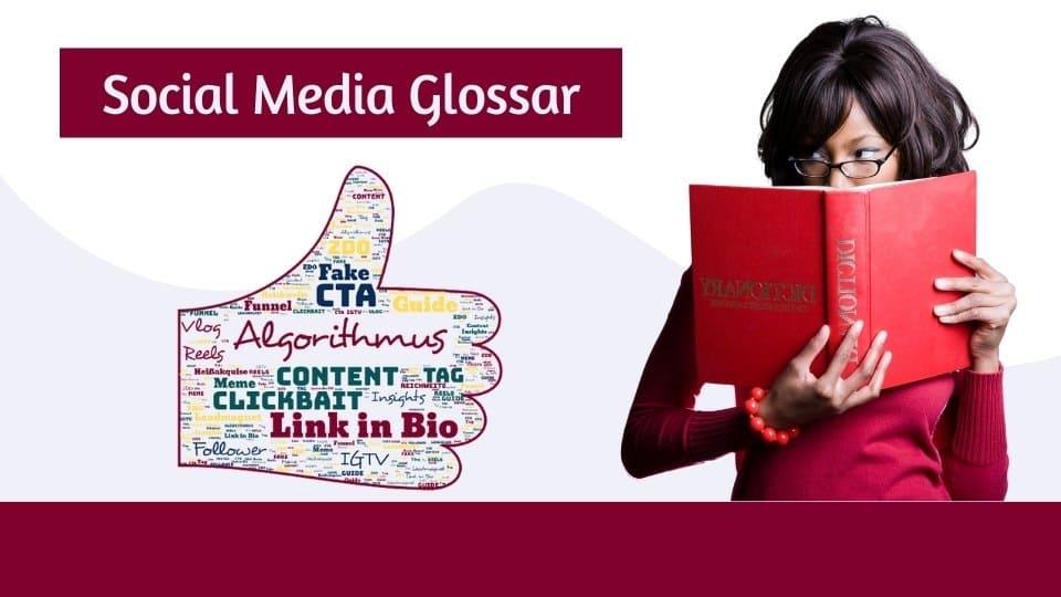Das große Social Media Glossar