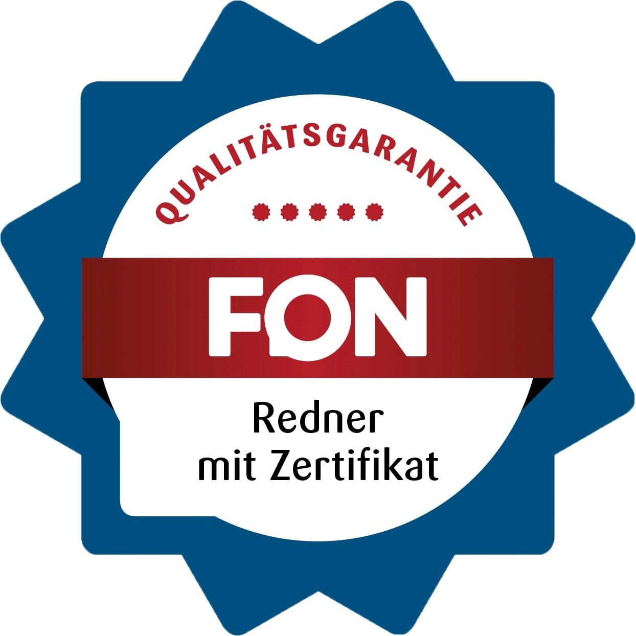 Rednerausbildung FON Institut