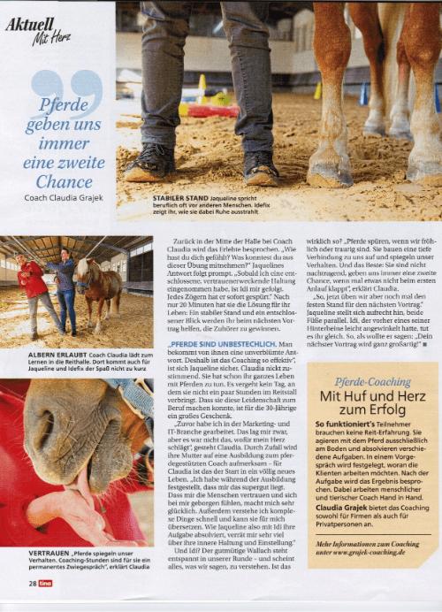 Pferde sehen unsere Seele - Seite 4