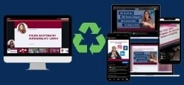 Content Recycling in Social Media
