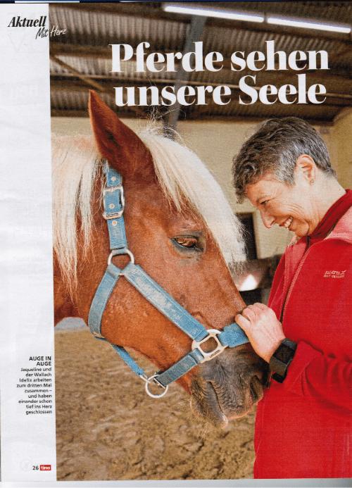 Pferde sehen unsere Seele - Seite 2