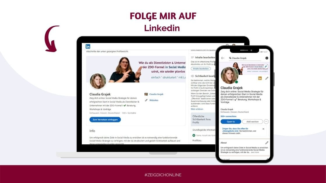 Linkedin Claudia Grajek