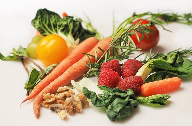 Ernährung achten