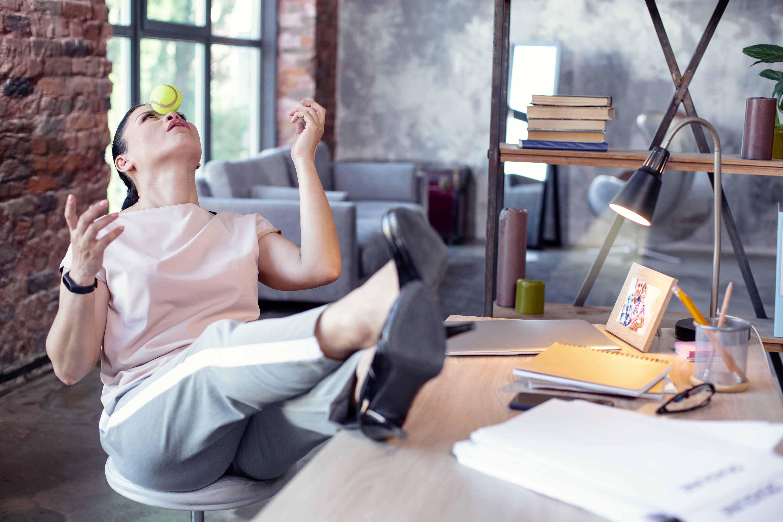 Stresstoleranz verbessern