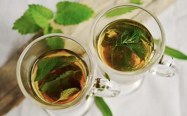 Heilkräuter Tee
