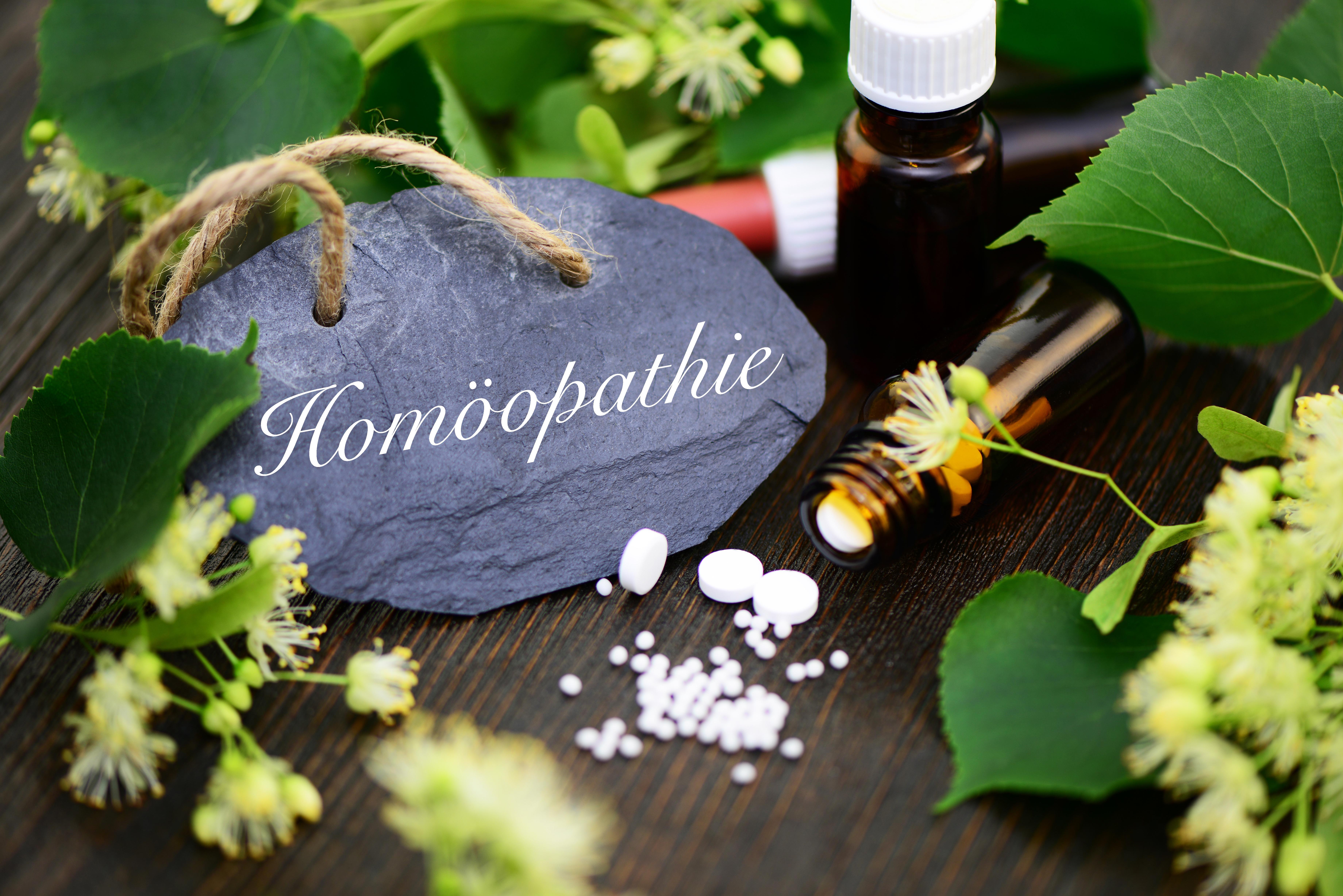 Homöopathie gegen Dauerstress