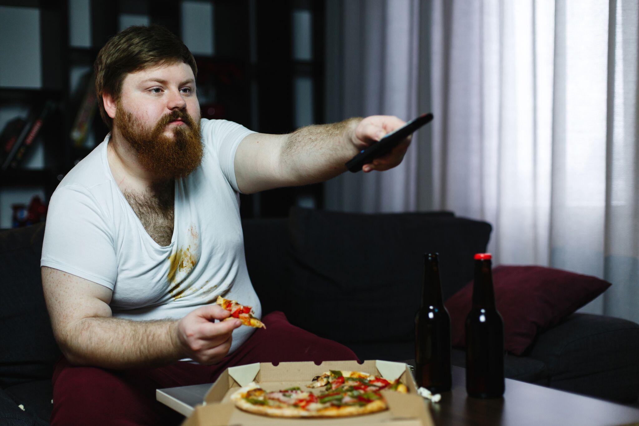 Die Fettsucht