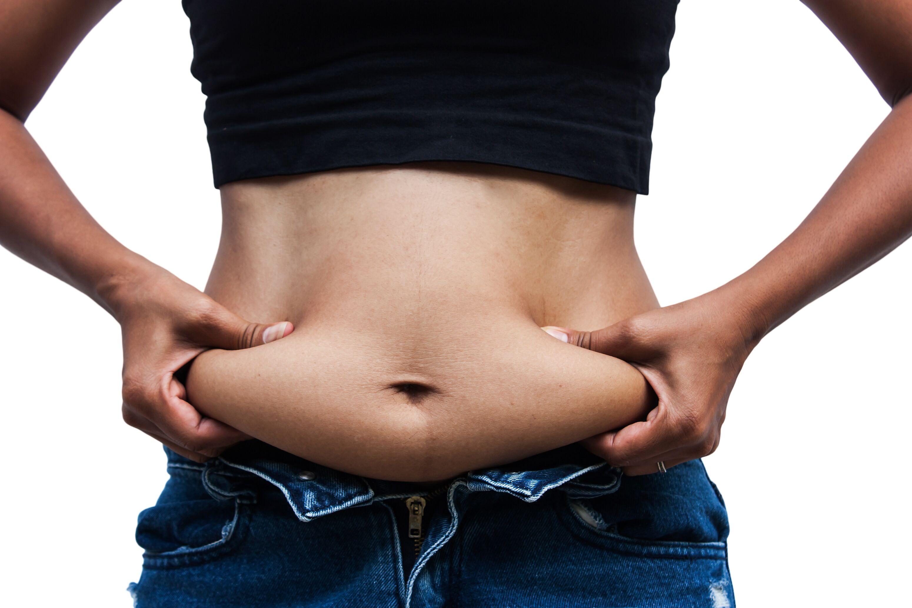 Fatburner am Bauch