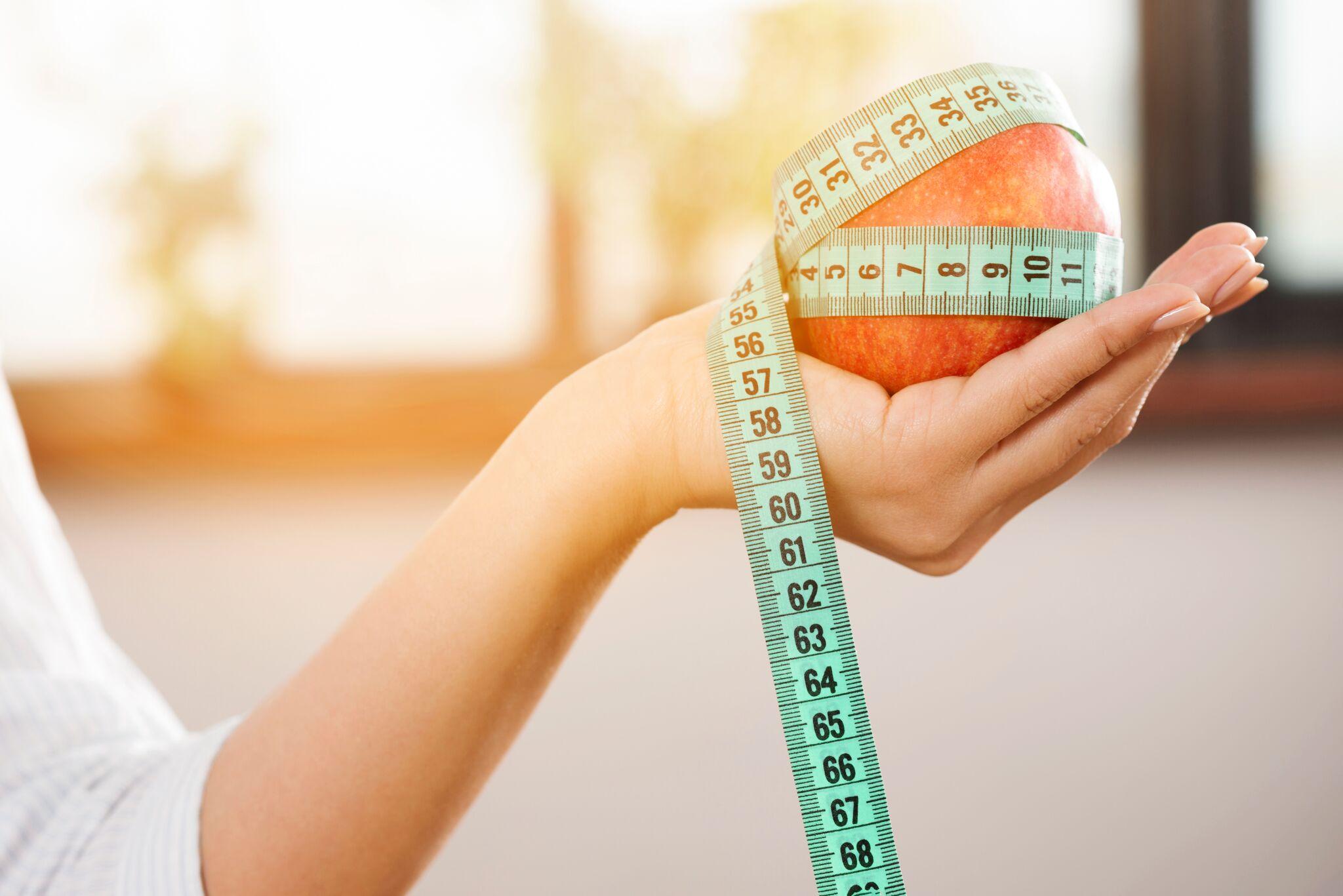 Grundumsatz und Normalgewicht