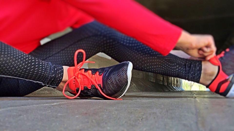 Gesund abnehmen durch Fitness