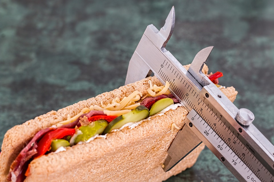 Abnehmen durch Hungern geht nicht lange gut