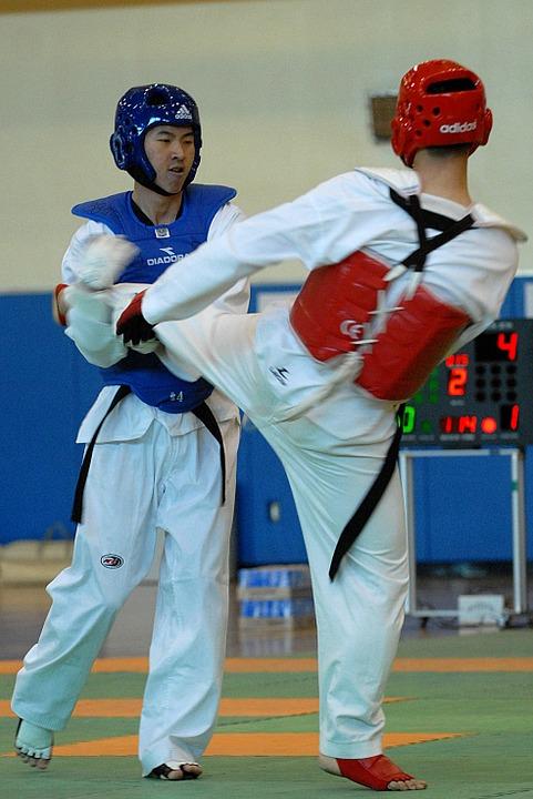 Kampfsport hilft beim Abnehmen