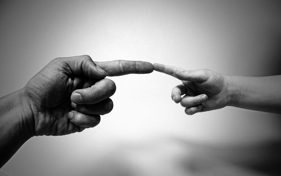 Unterschied beim Abnehmen - Kind und Erwachsener