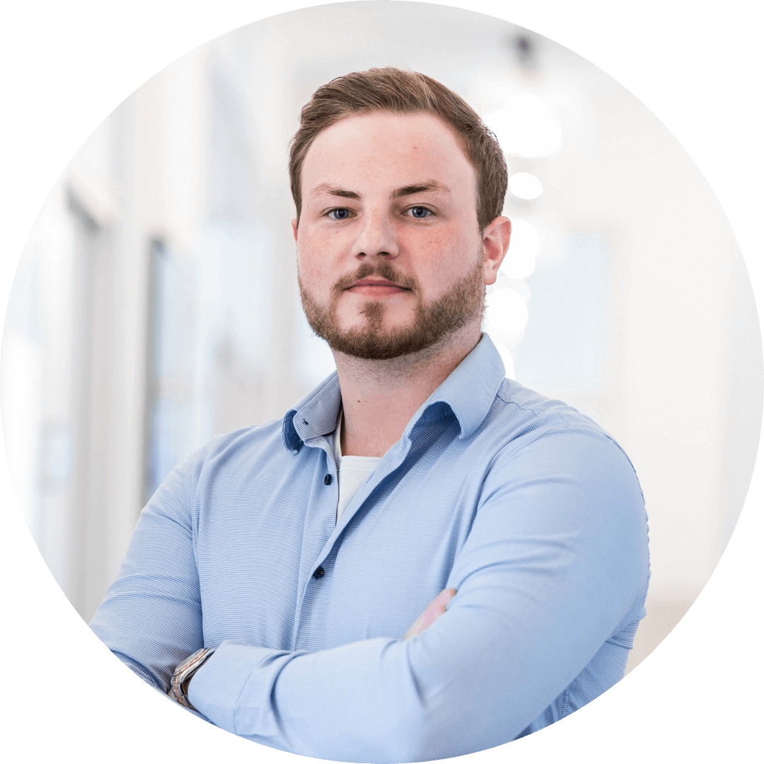 Gian-Marco Blum SHK Elektro Fachkräfte einstellen