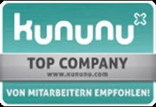 Kununu Top Company Candiate Flow