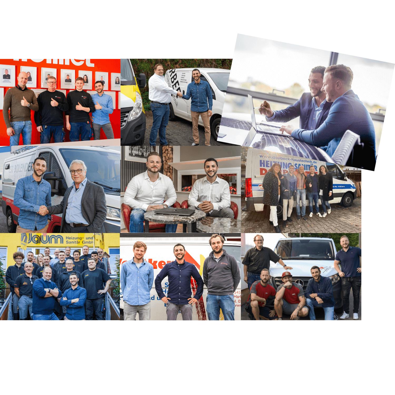 Candidate Flow GmbH SHK Elektro Fachkräfte einstellen