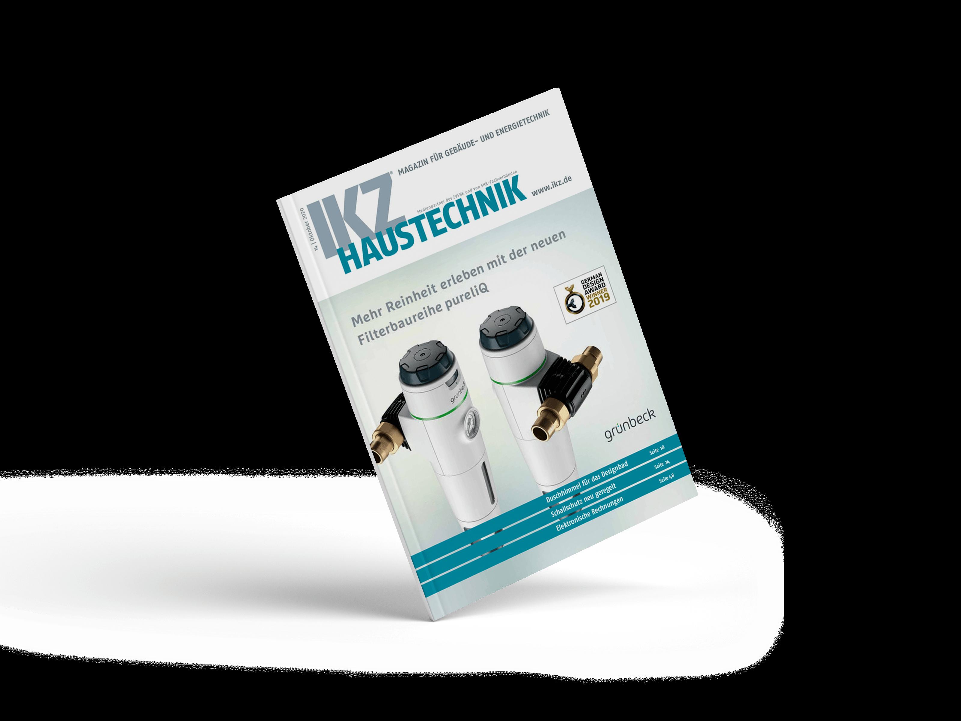IKZ Haustechnik Candidate Flow GmbH