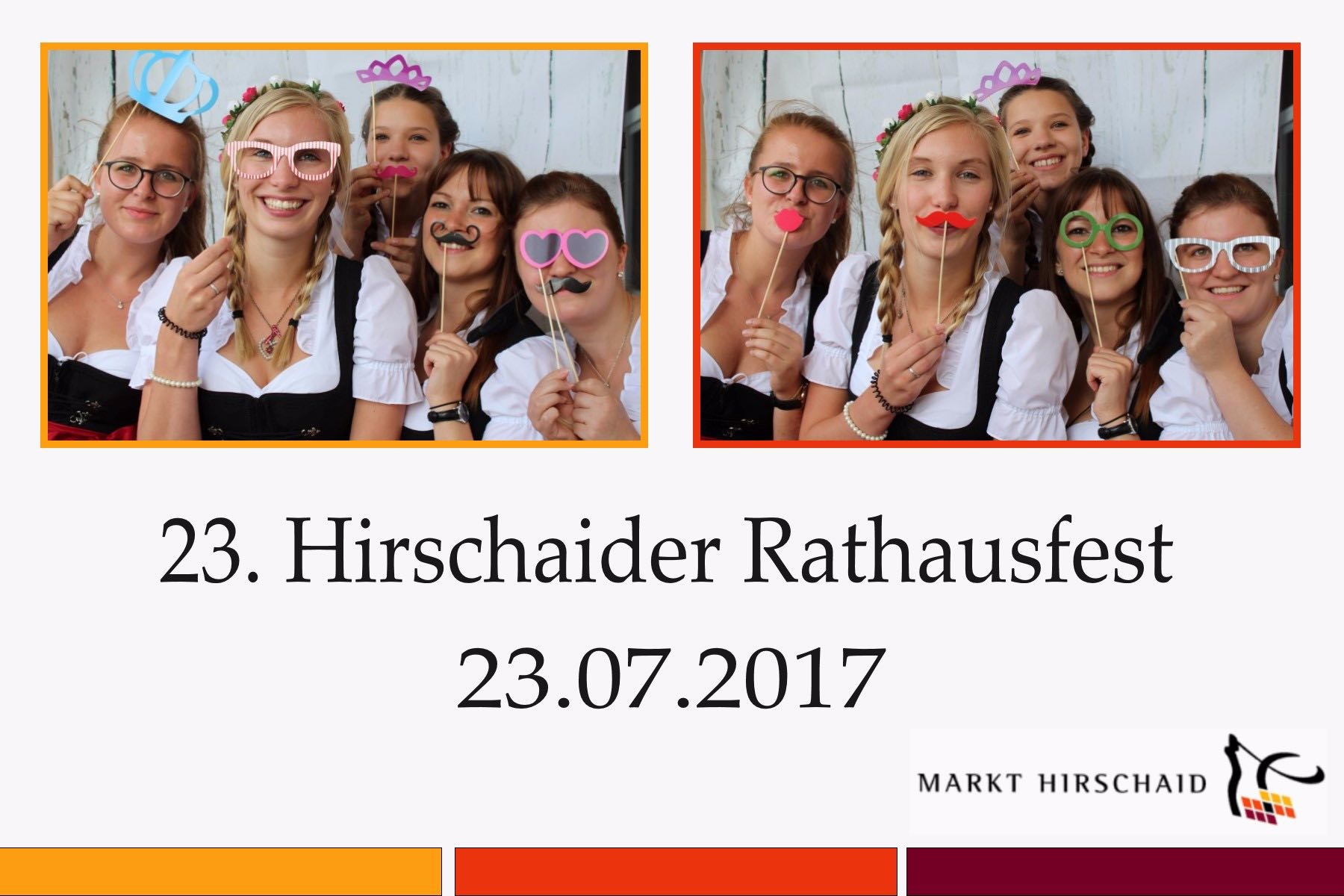 Rathausfest in Hirschaid