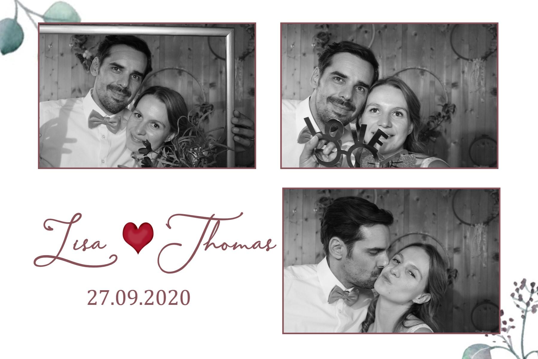 Lisa & Thomas