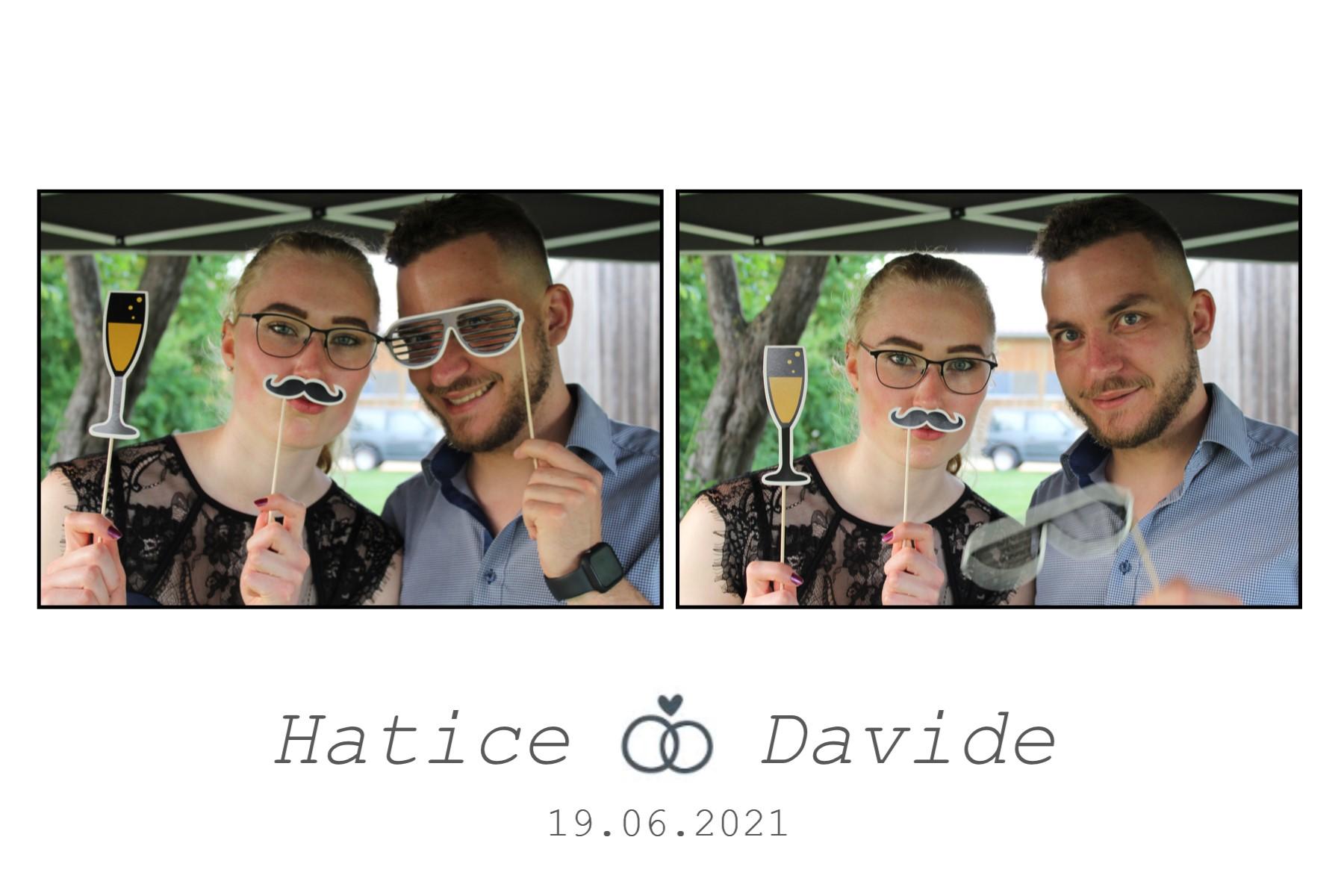 Hatice & Davide
