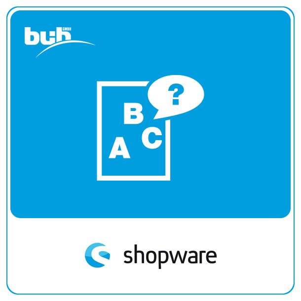 Umfragen für Shopware 5