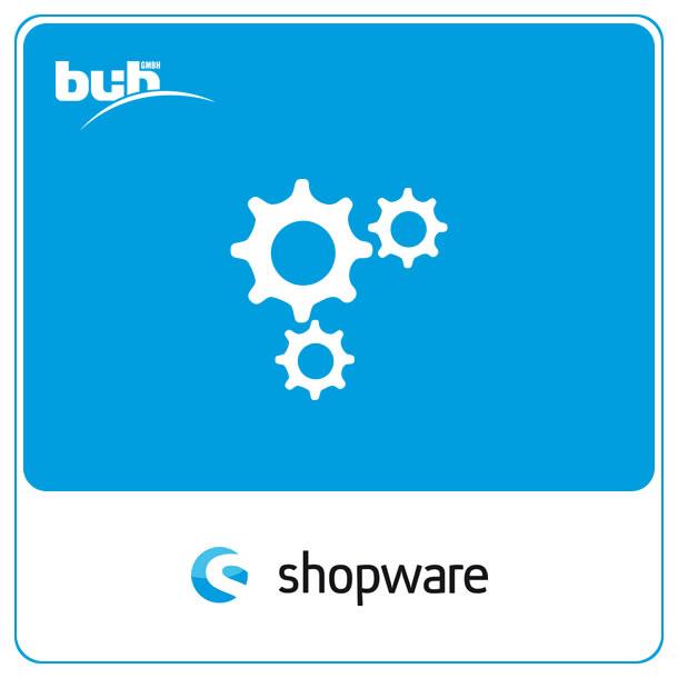 Produktoptionen für Shopware 5