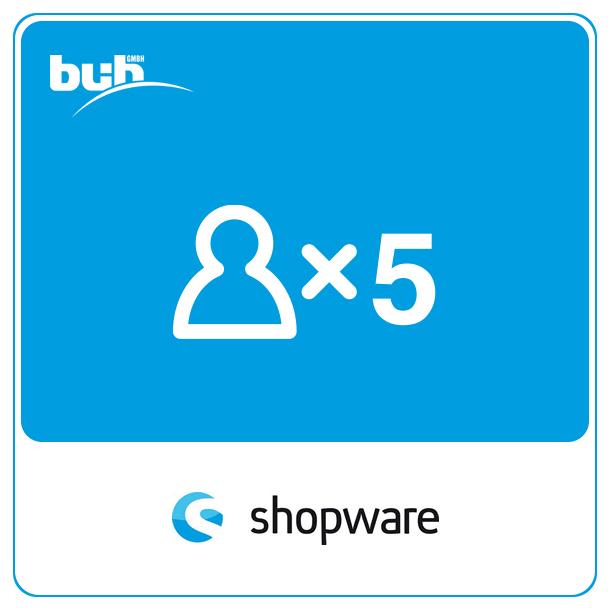Variantenbestand auf Detailseite für Shopware 5