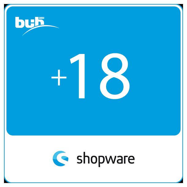 Altersprüfung für Shopware 5
