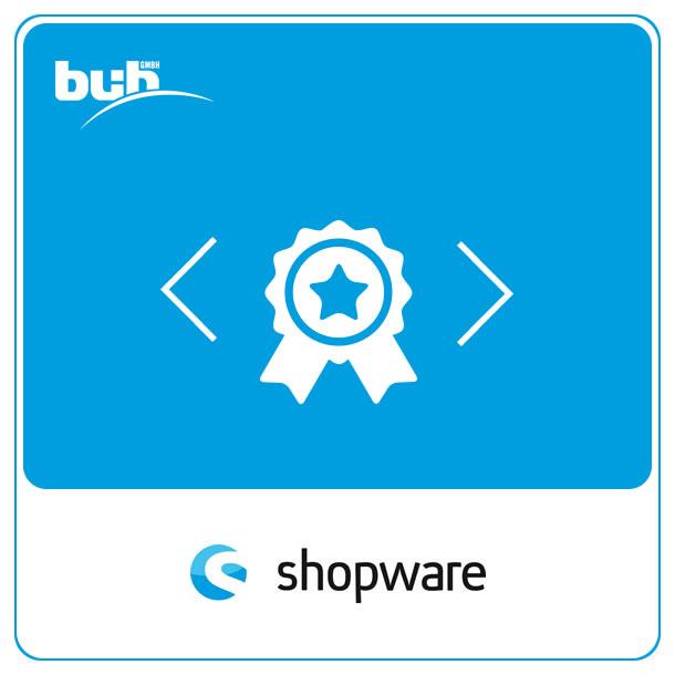 Prämienartikel in Einkaufswelten für Shopware 5