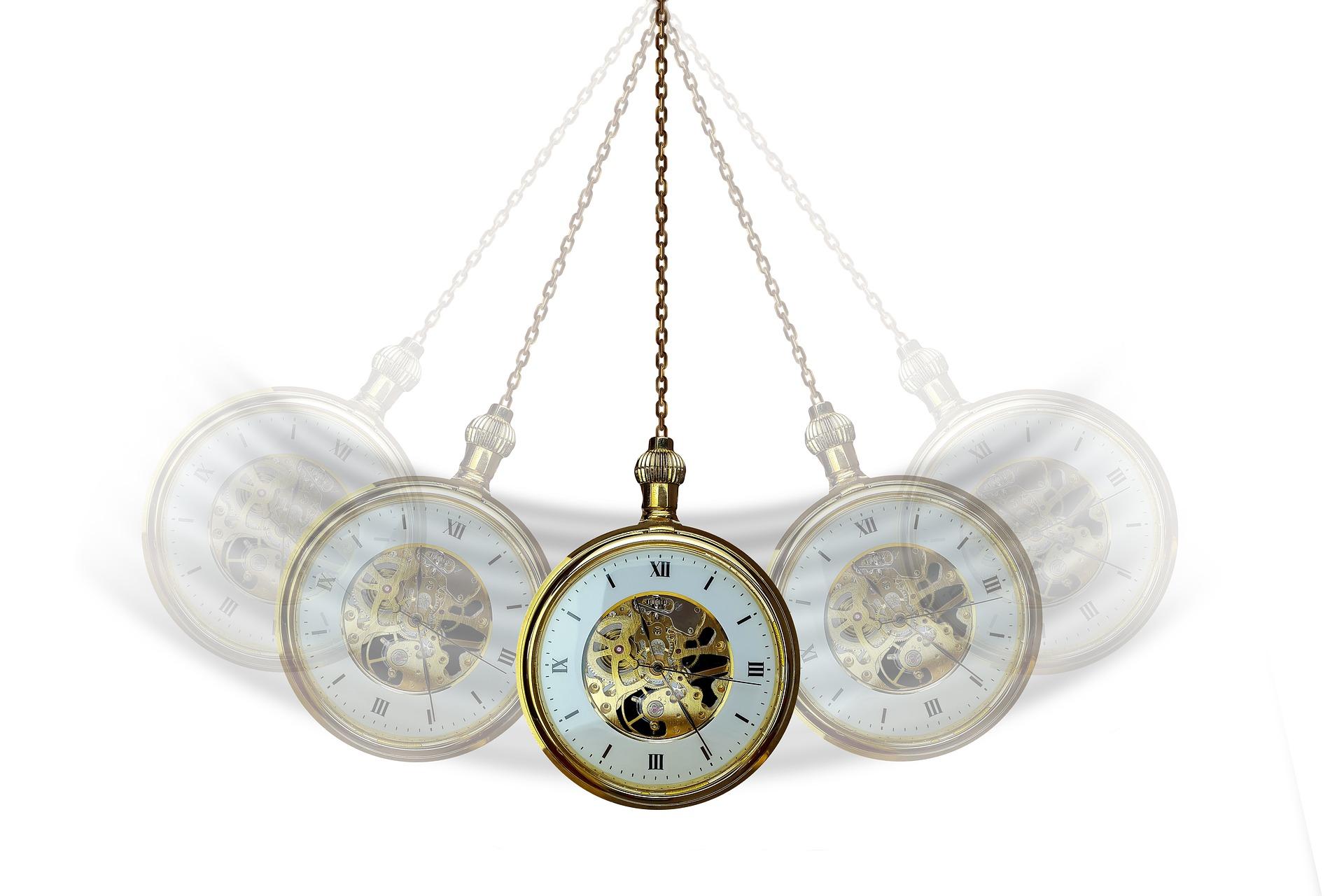 Uhr-Pendel-Hypnose