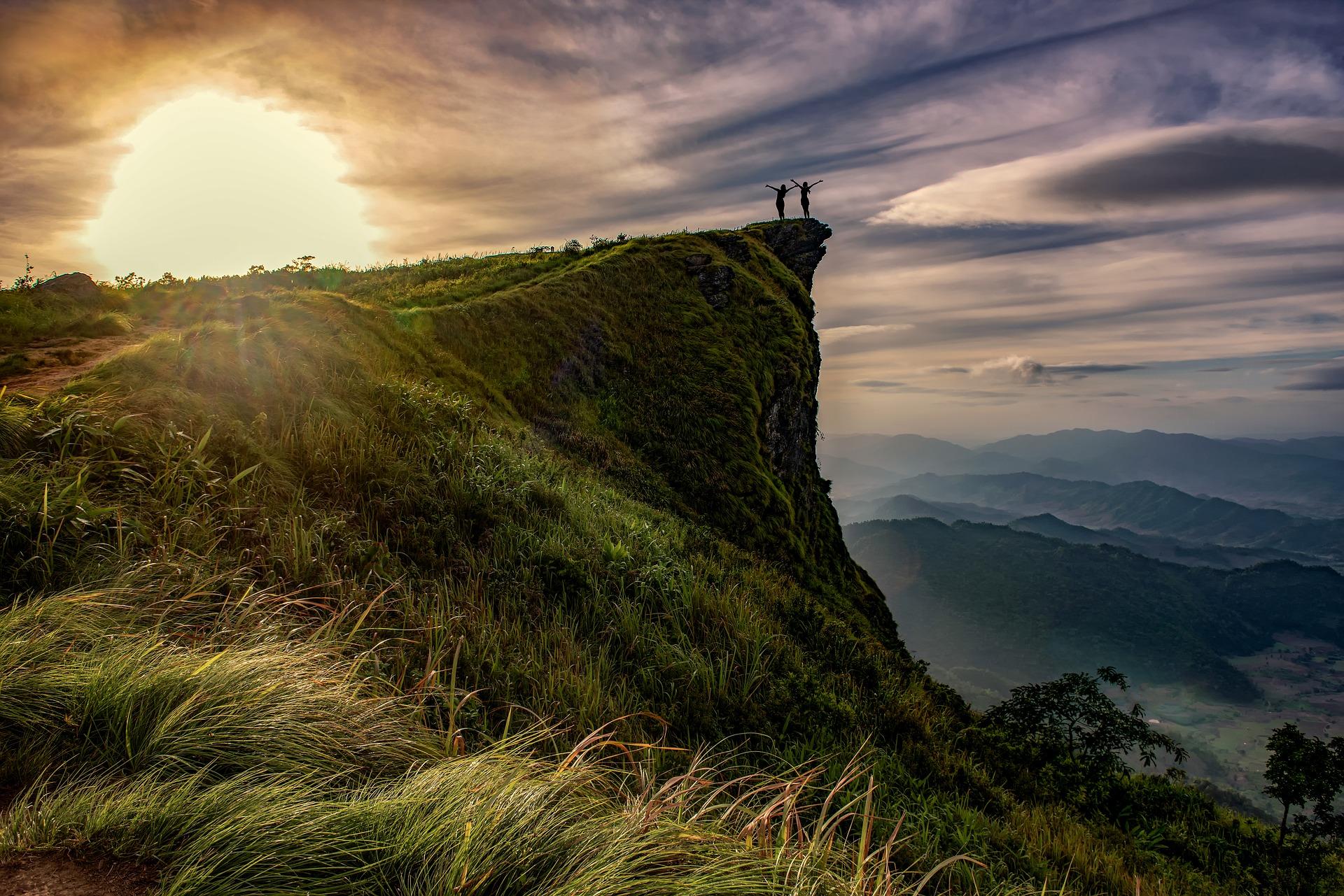 Menschen-Berge-Natur-Freiheit
