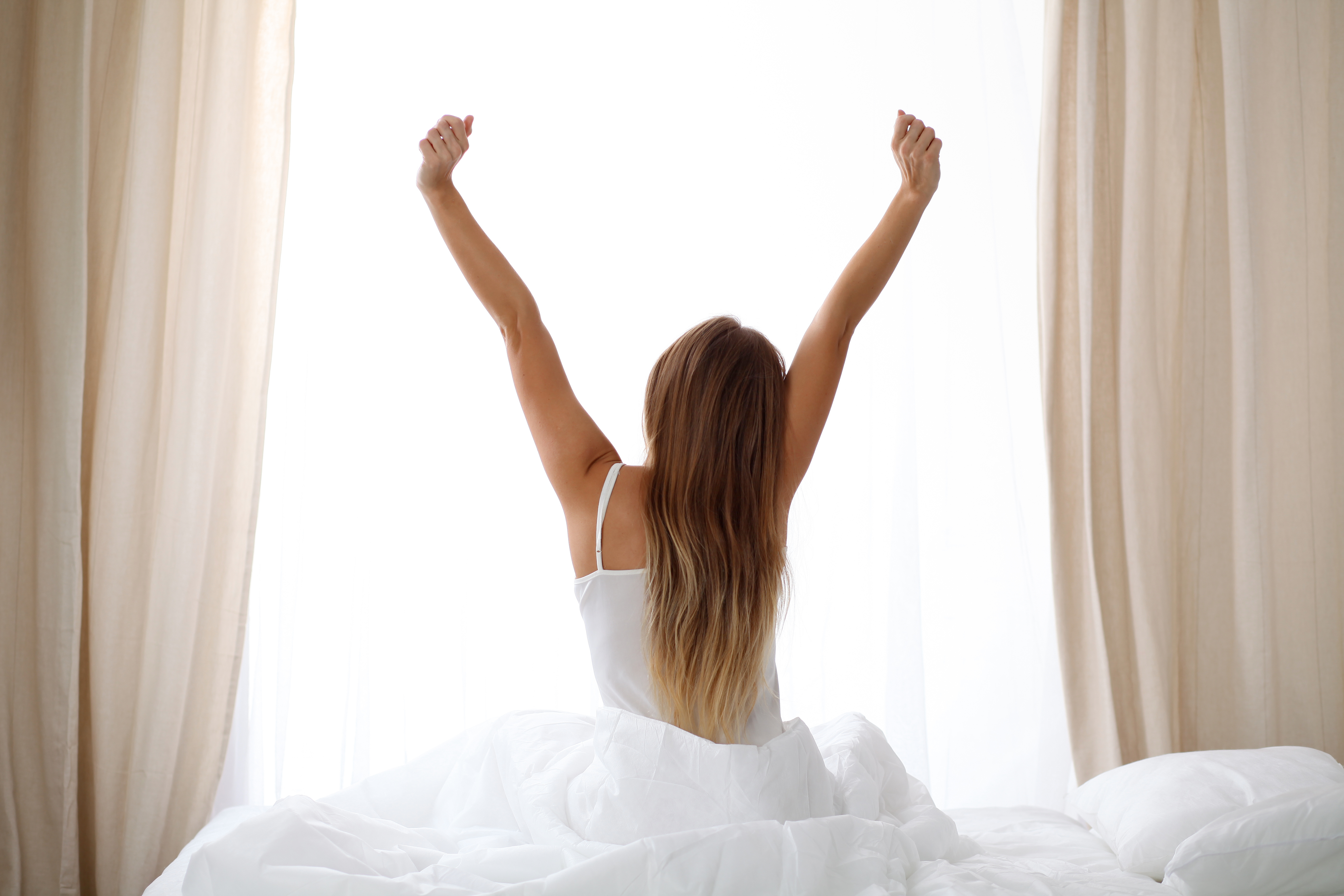 Besser schlafen - 5 Tipps für ruhige Nächte
