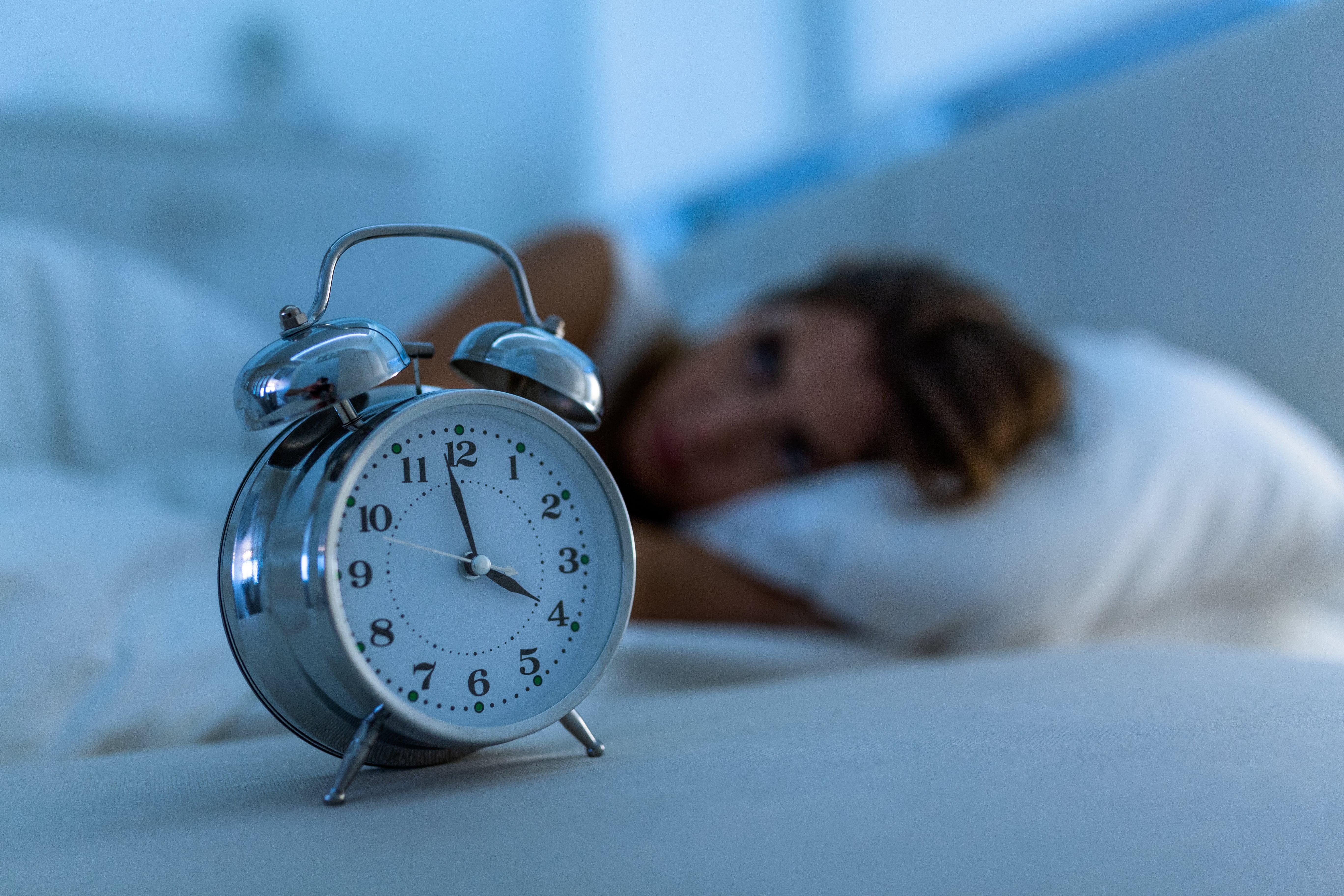 Durchschlafstörungen - wenn die erforderliche Erholsamkeit fehlt